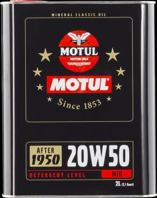 Motoröl MOTUL 104511