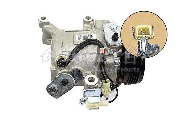 Kompressor, Klimaanlage ASHUKI D555-01