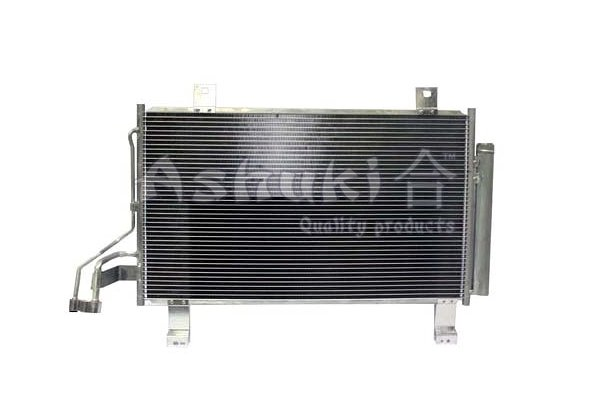 Kondensator, Klimaanlage ASHUKI M981-70