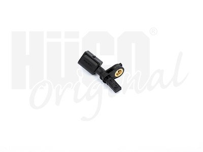 Sensor, Raddrehzahl Vorderachse links HITACHI 131409