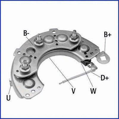 Gleichrichter, Generator HITACHI 139610