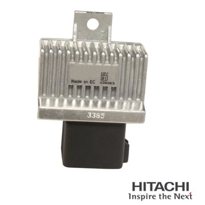 Relais, Glühanlage 12 V HITACHI 2502121