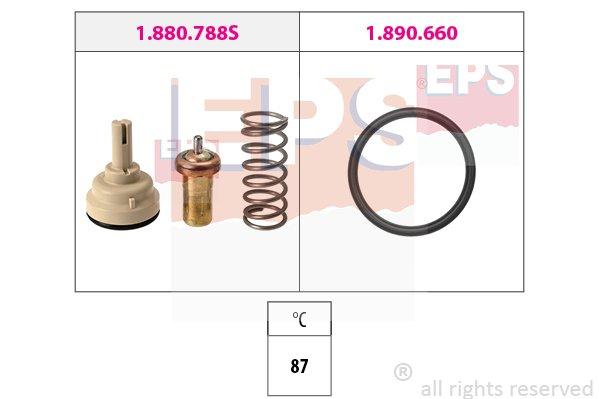 Thermostat, Kühlmittel EPS 1.880.788