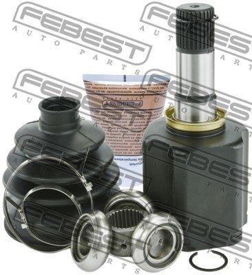 Gelenksatz, Antriebswelle getriebeseitig Vorderachse FEBEST 2111-TKE4WDLH