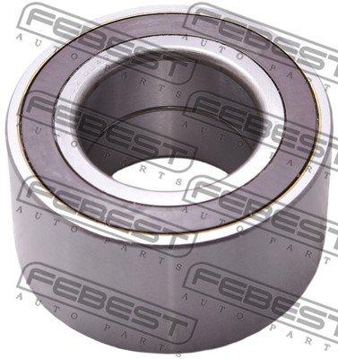 Radlager Vorderachse beidseitig FEBEST DAC45820042M