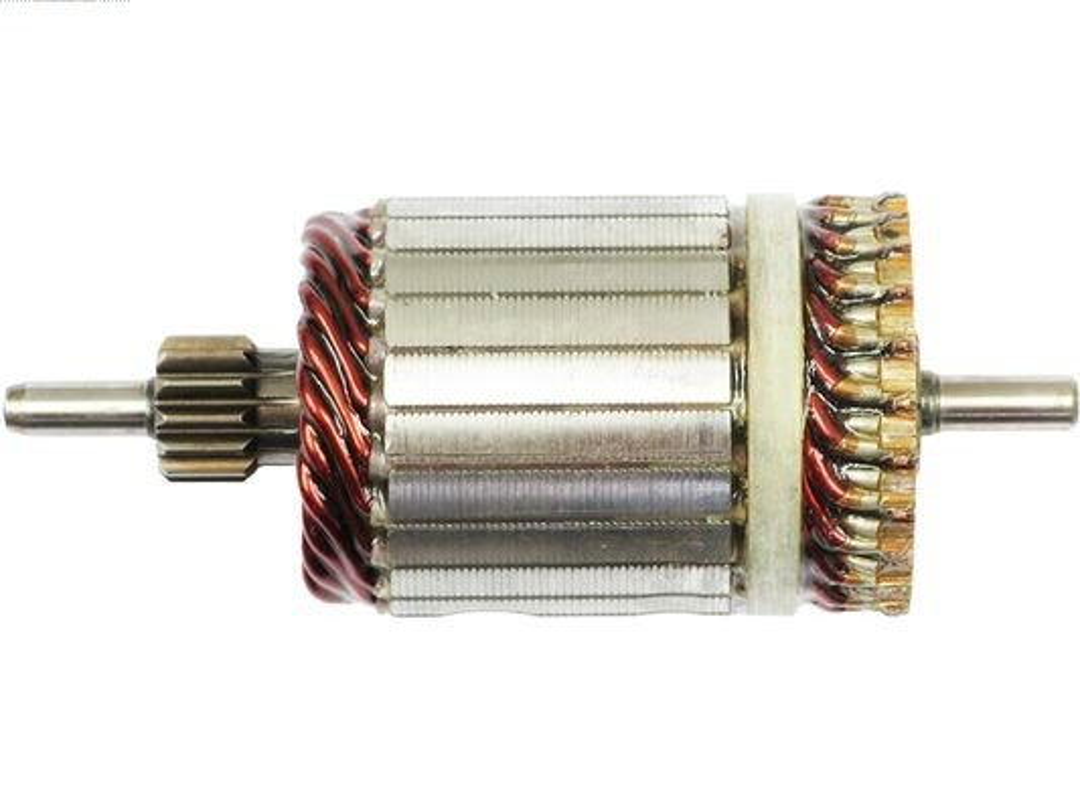 Anker, Starter 12 V 1,10 kW AS-PL SA3025 Bild 1